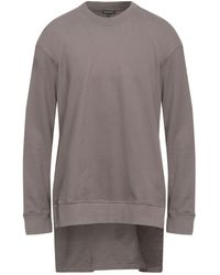 Ann Demeulemeester Sweatshirt - Grey