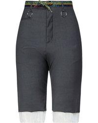 R13 Shorts & Bermuda Shorts - Grey