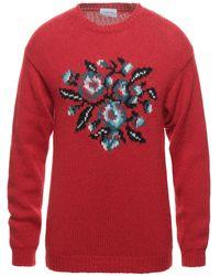Scaglione Pullover - Rot