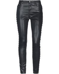 Karl Lagerfeld Casual Pants - Black