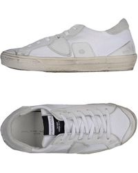 Philippe Model Low-tops & Sneakers - White