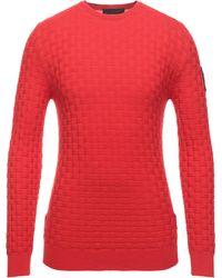 Cesare Paciotti Sweater - Red