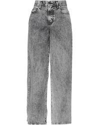 DIESEL Pantaloni jeans - Grigio