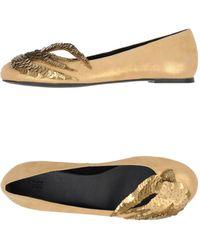 INTROPIA - Ballet Flats - Lyst