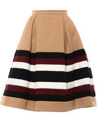 Ainea Midi Skirt - Black