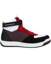 Burberry High-tops & Trainers - White
