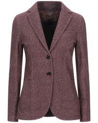Circolo 1901 Suit Jacket - Purple