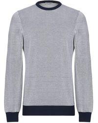 Gran Sasso Pullover - Blau