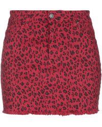 ViCOLO - Mini Skirt - Lyst