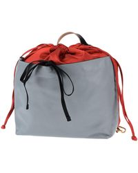 Marni Backpacks & Fanny Packs - Gray