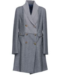 Ballantyne Coat - Gray