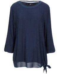 BARBARA LEBEK T-shirts - Blau