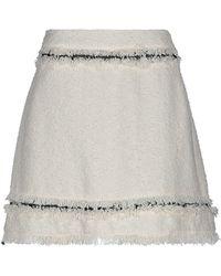 Ports 1961 Mini Skirt - White