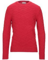 Gran Sasso Sweater - Red