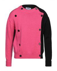 MSGM Strickjacke - Pink