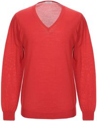 Paolo Pecora Sweater - Red