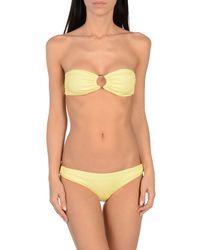 Melissa Odabash Bikini - Yellow