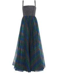 Missoni Langes Kleid - Grau