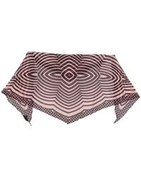 Marc By Marc Jacobs Shawl - Brown