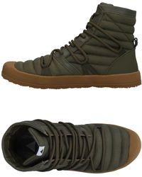 Volta Footwear High-tops & Trainers - Green