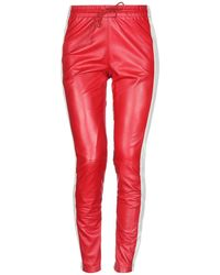P.A.R.O.S.H. Pantalones - Rojo