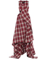 DSquared² 3/4 Length Dress - Red