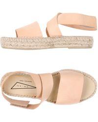 Prism Sandals - Natural