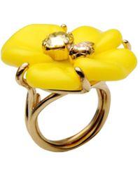 Nina Ricci Ring - Natural