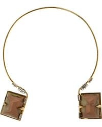 Vickisarge - Necklace - Lyst