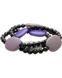 Armani - Bracelet - Lyst