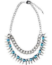Pinko Necklace - Metallic