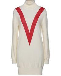 Rossignol Short Dress - White