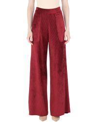 Mrz Pantalone - Rosso