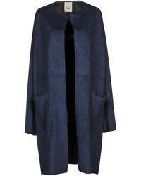 Jijil Coat - Blue