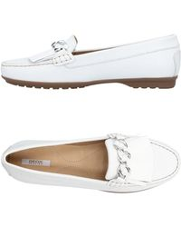 Geox Loafer - White