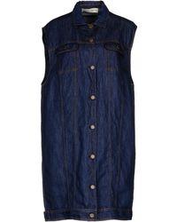 Veronique Branquinho - Short Dress - Lyst