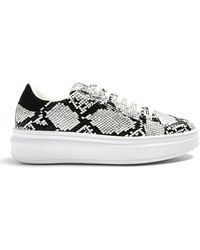 TOPSHOP Low-tops & Trainers - Black