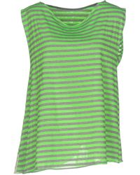 Manila Grace - T-shirts - Lyst