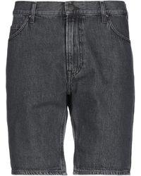 Lee Jeans Bermuda jeans - Grigio