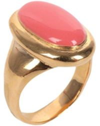 Aurelie Bidermann Bague - Rose