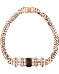 Emporio Armani - Necklaces - Lyst