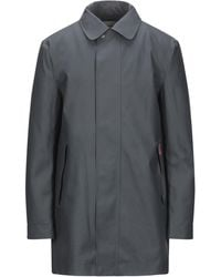 HUNTER Overcoat - Grey