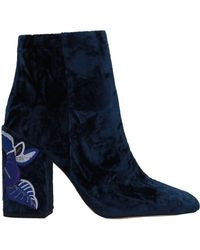 Jessica Simpson Ankle Boots - Blue