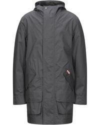 HUNTER Overcoat - Gray