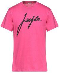 People Camiseta - Rosa