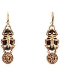 Roberto Cavalli Earrings - Metallic