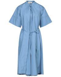 Ports 1961 Knee-length Dress - Blue