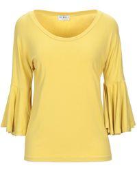 Baroni T-shirts - Gelb