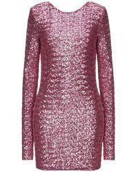 ANDAMANE Short Dress - Multicolour