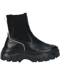 Pierre Darre' Ankle Boots - Black